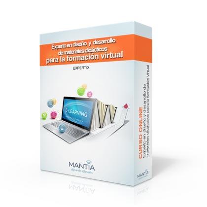 Experto en diseño y desarrollo de materiales didácticos para la formación virtual