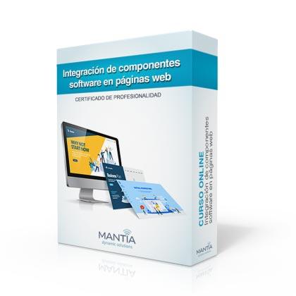 Integración de componentes software en páginas web
