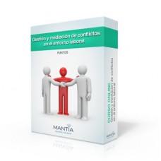 Gestión y mediación de conflictos en el entorno laboral