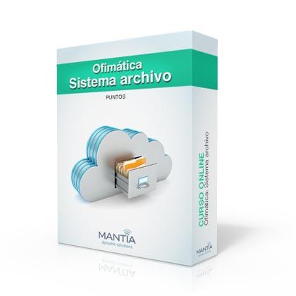Ofimática: sistema archivo
