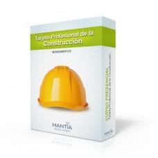 Tarjeta profesional de la construcción (2º ciclo)